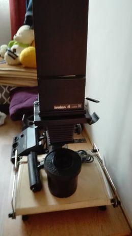 Powiększalnik Krokus 4 color N + Mikar/S 4,5/55 plus wyposażenie