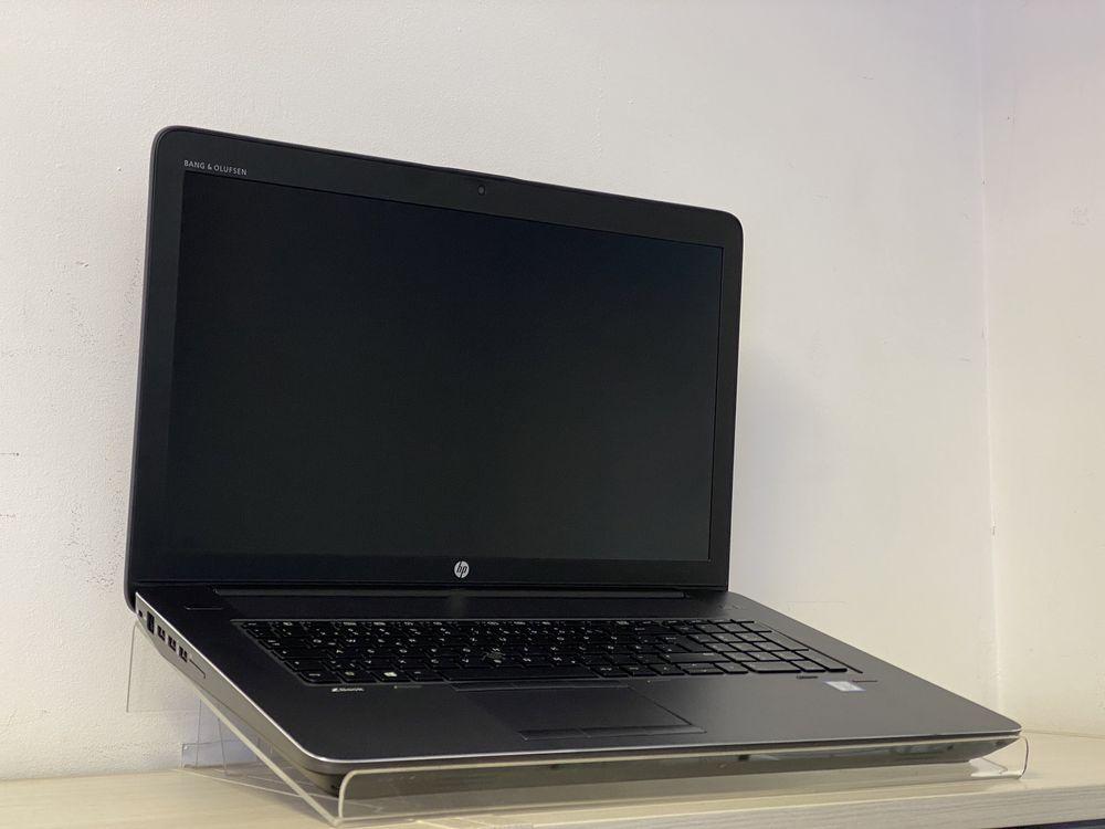 """HP ZBook 17 G3 17,3 """" i7-6820HQ 32GB / 1TB + 256GB SSD M1000M 2GB (D)"""