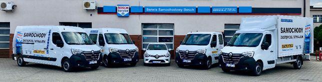 Wypożyczalnia samochodów dostawczych - serwis.zte.pl