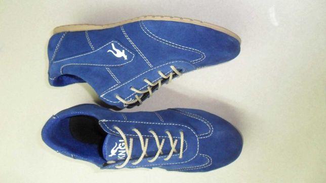 Продам кроссовки 36-37 размеры, кожа,колодки