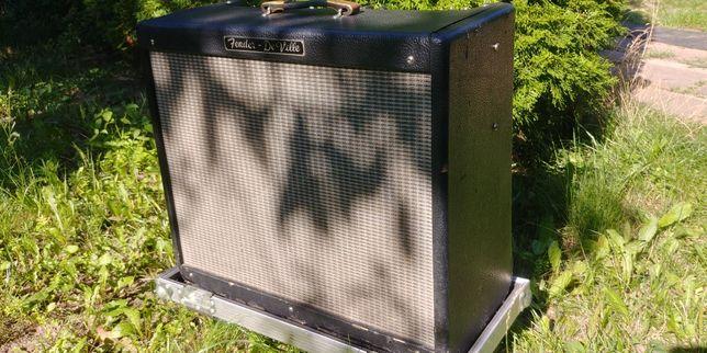 Fender hot rod deVille 212 USA + case
