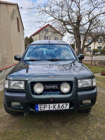 Opel Frotnera 4x4