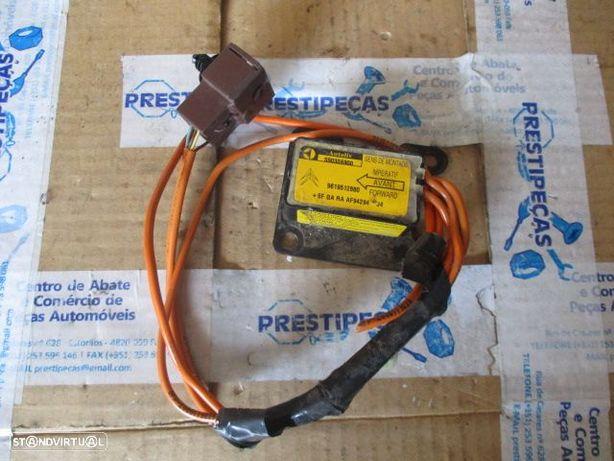 Sensor airbag 9619512880 CITROEN / XANTIA / 1997 /