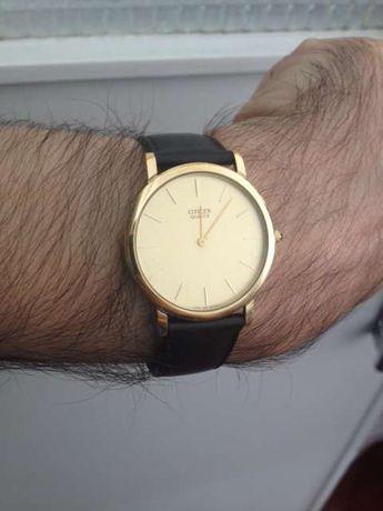 Relógio Citizen Quartz Classic Dourado (made F. R. Germany)