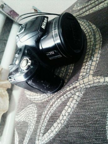 Фотоаппарат coolpix l120