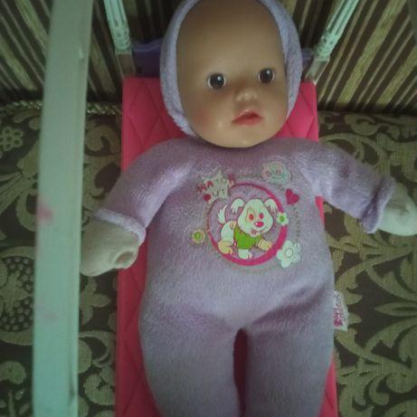 Кукла куколка пупс пупсик baby born