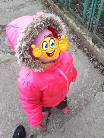 Яркая куртка Next на теплую зиму,осень,весну