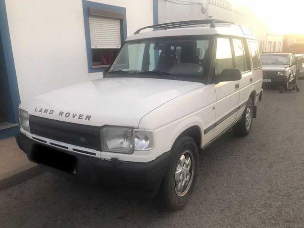 Jipe Land Rover Discovery 300TDi - Ano 1997 8.500 euros