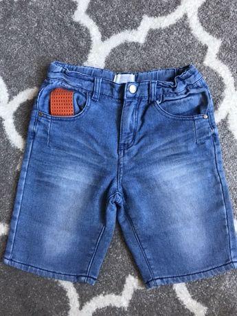 Reserved krótkie szorty dżinsowe