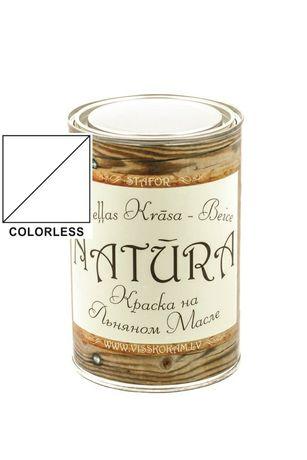 Фарба для дерева на лляній олії Natura (краска на лляном масле)
