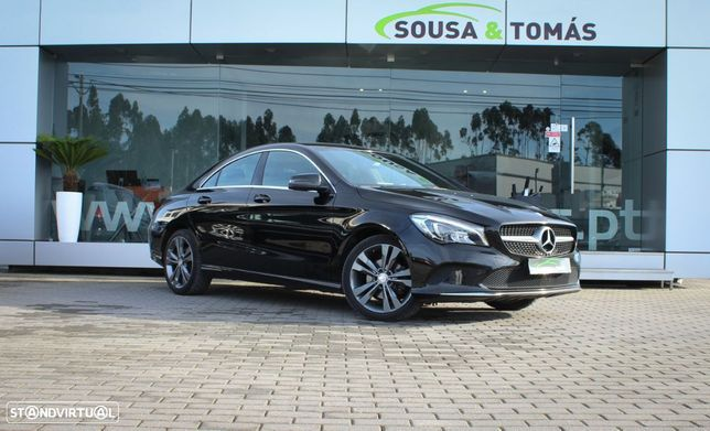 Mercedes-Benz CLA 180 d Urban Aut.