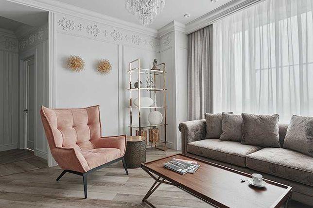 новая стильная 3х ком квартира в жк Белый Парус-(№3-1141)