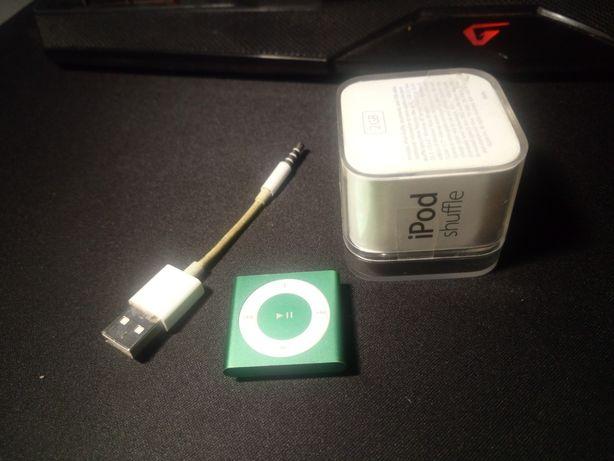 Ipod shuffle gen 4, 2 gb