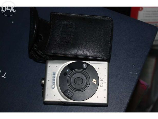 Máquina fotográfica canon ixus