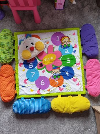 Mata dla dziecka k's kids poduszki