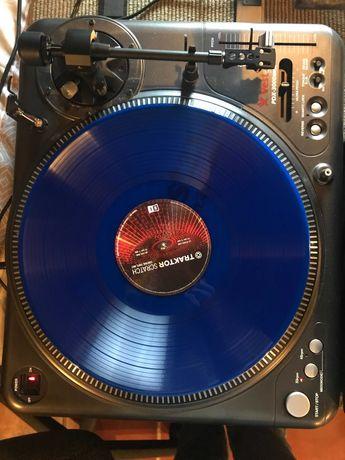 Vestax PDX 3000 MKII ' Agulha Shure M44-7 (Gira-Discos DJ)