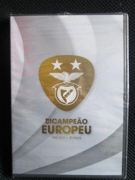 Benfica Bicampeão Europeu (1962/2012)