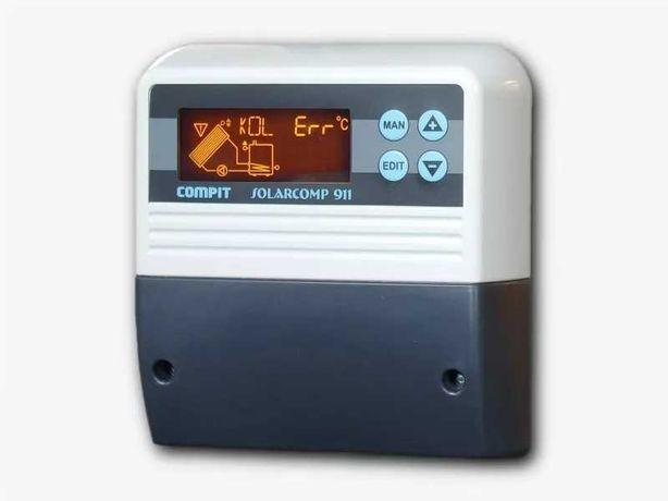 Naprawa sterowników Compit Solarcomp 911
