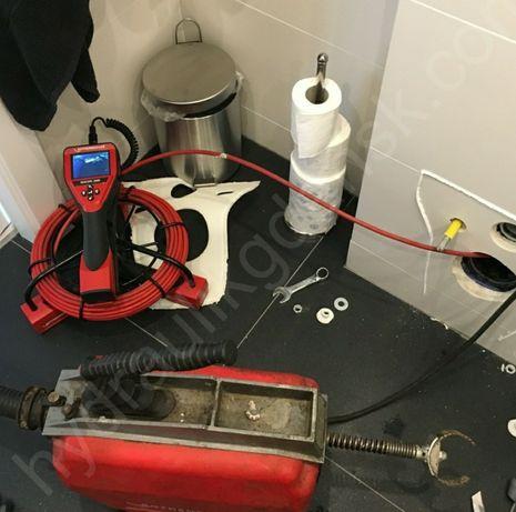 hydraulik -przepychanie kanalizacji -Pogotowie hydrauliczne 24h