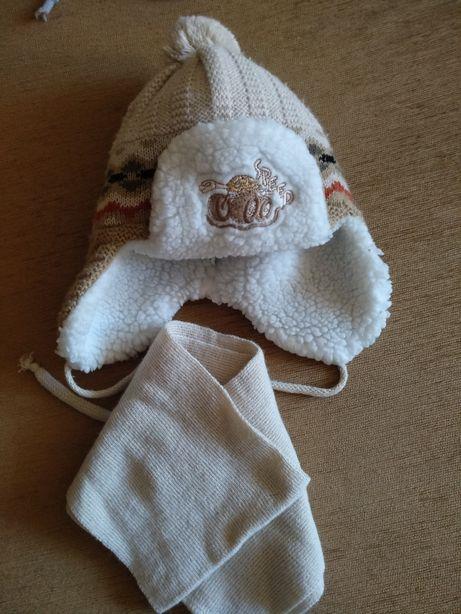 Зимний комплект на малыша 1 - 2 года