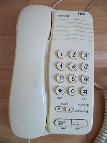 Telefon stacjonarny VERIS KENT 300 Sprawny