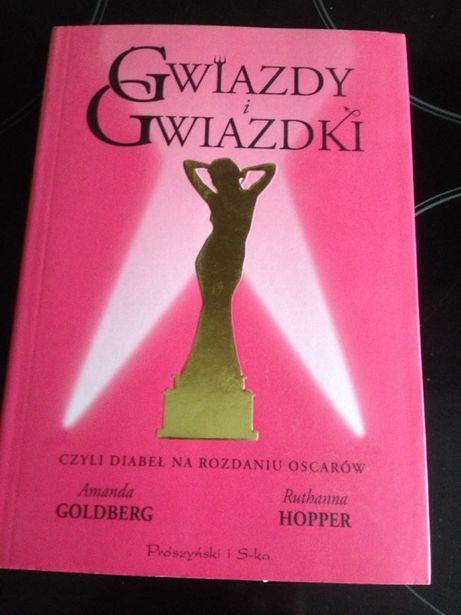 """""""Gwiazdy i gwiazdki czyli diabeł na rozdaniu Oscarów"""" -Goldberg,Hopper"""