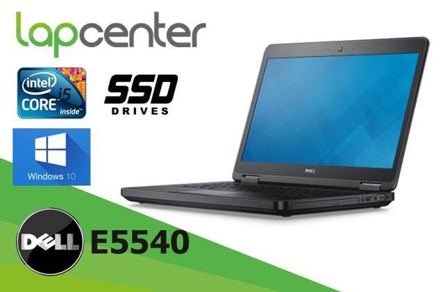Biznesowy Dell Latitude E5540 i5 8GB RAM 128GB SSD W10P - LapCenter.pl
