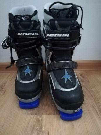 Buty narciarskie Kneissl rozmiar 24,5 jak nowe!