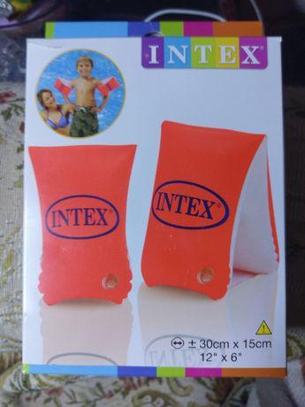 Надувные нарукавники INTEX