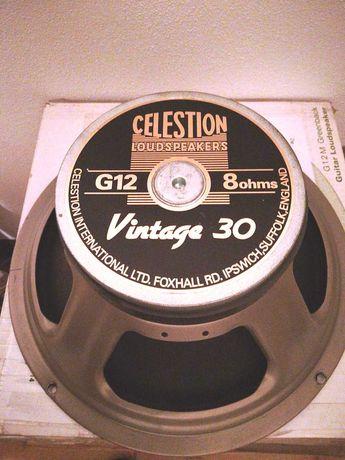 speaker Celestion Vintage 30 8 ohm 12''