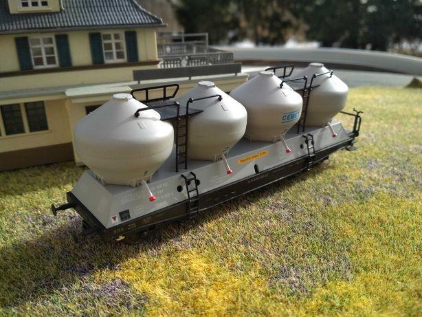 Wagon zbiornikowy skala 1:87