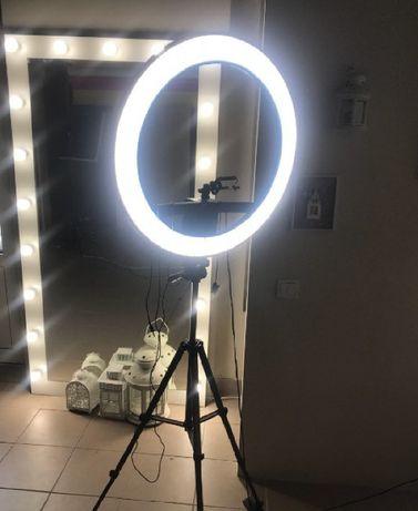 Кольцевая LED ЛАМПА+ ШТАТИВ 2 метра! Для профессиональной съемки.