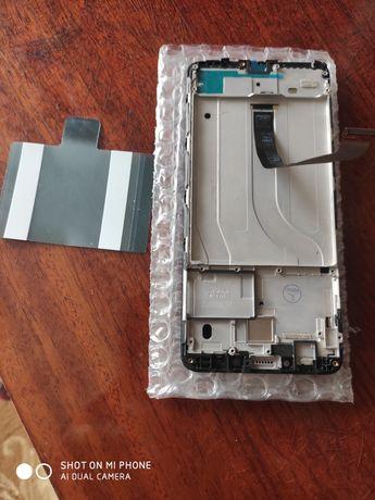 Сборка дисплей с сенсором на xiaomi redmy 5