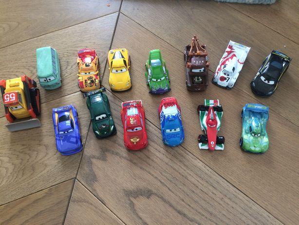 CARS MATTEL kolekcja aut