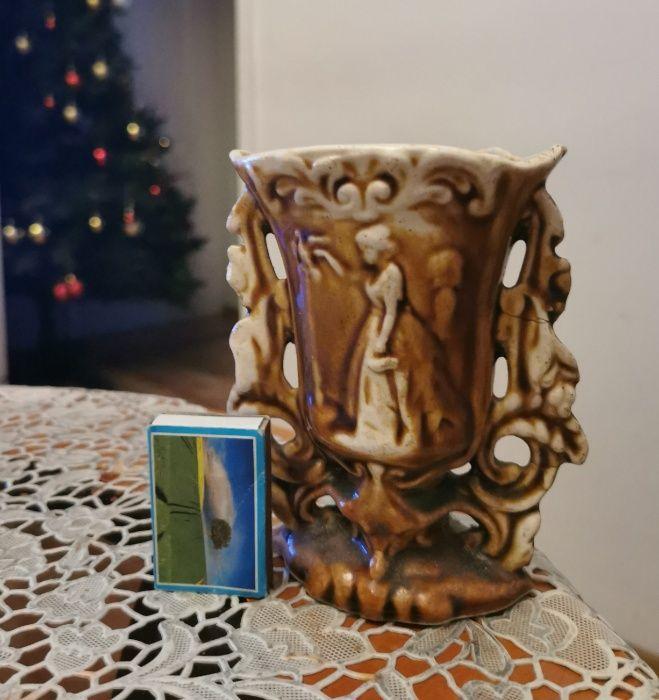 Wazon ceramika - bardzo stary - ręczna praca - Polska. Ostrów Wielkopolski - image 1