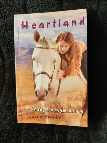 """Lauren Brooke - Heartland """"Z każdym Nowym Dniem"""" (cz. 9)"""