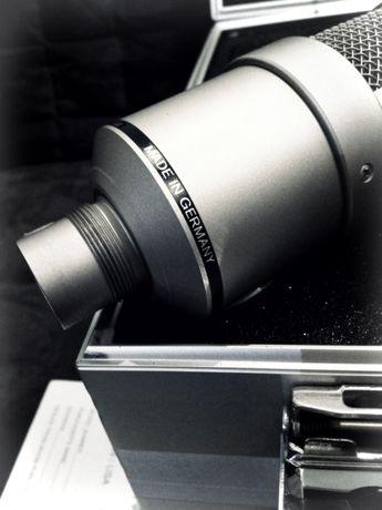 Neumann M 147 Tube mikrofon pojemnościowy lampowy studyjny