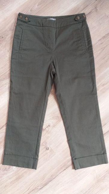Spodnie khaki Orsay rozm.36