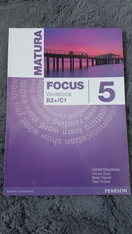 Matura Focus 5 ćwiczenia