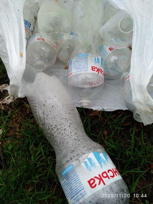 Даром бесплатно с доплатой отдам бутылки пластиковые Киев - изображение 1