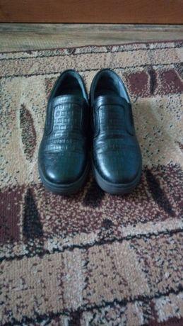 Туфли,макасины кожаные