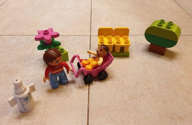 Zestaw LEGO Duplo 10585 - Mama z dzieckiem (Warszawa, Ursynów)