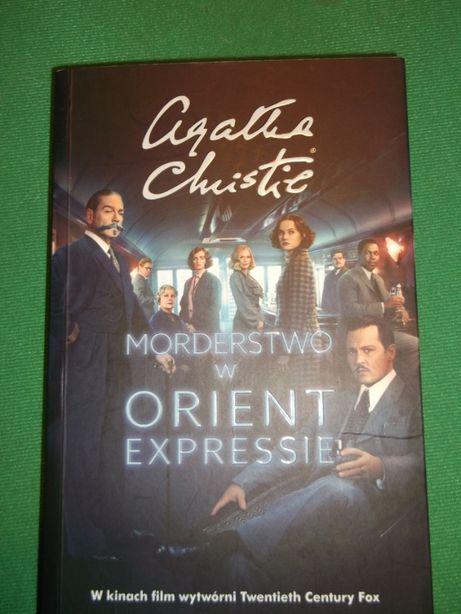 Morderstwo w Orient Expressie, Agata Christie