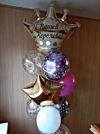 Воздушные шары. Фигуры и цветочные композиции из шаров