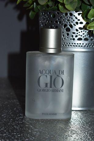 Flakon po perfumie Giorgio Armani Acqua Di Gio Pour Homme buteleczki