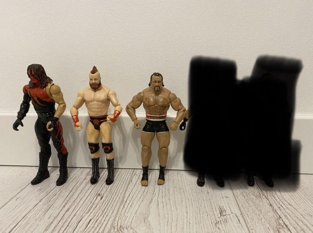 Figurki WWE Basic i Elite