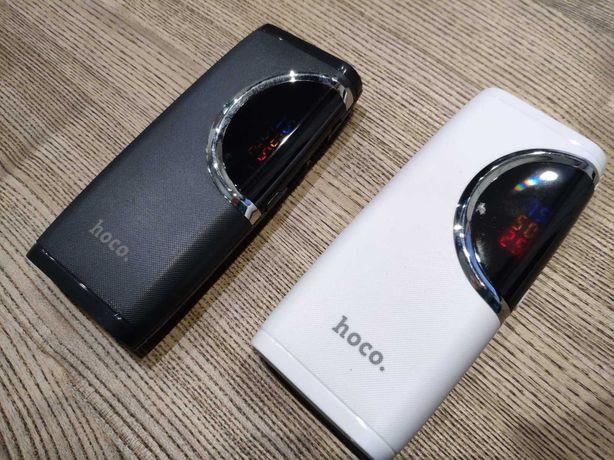 Power Bank Hoco 60000 mah 2 USB+LED фонарь павербенк павербанк зарядка