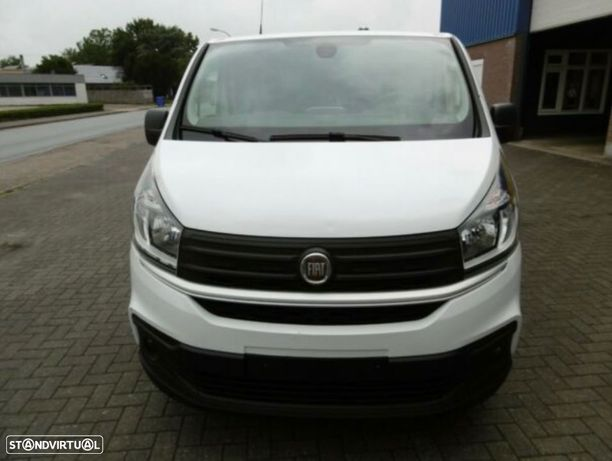 Fiat Talento 1.6 MJ 120cv L2 H1 maxi apenas 30 mil kms com iva