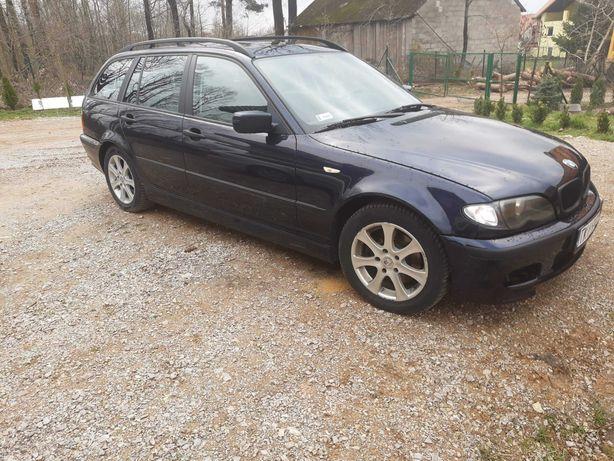 BMW E46 2005r, 2.0D