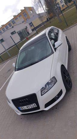 Audi A3 2010 Biała Perła lub Zamiana na Kombi